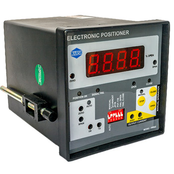 Electronic Valve Positioner Units, Manufacturer, Pune, India